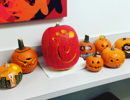 Happy Halloween from the P2P Team!